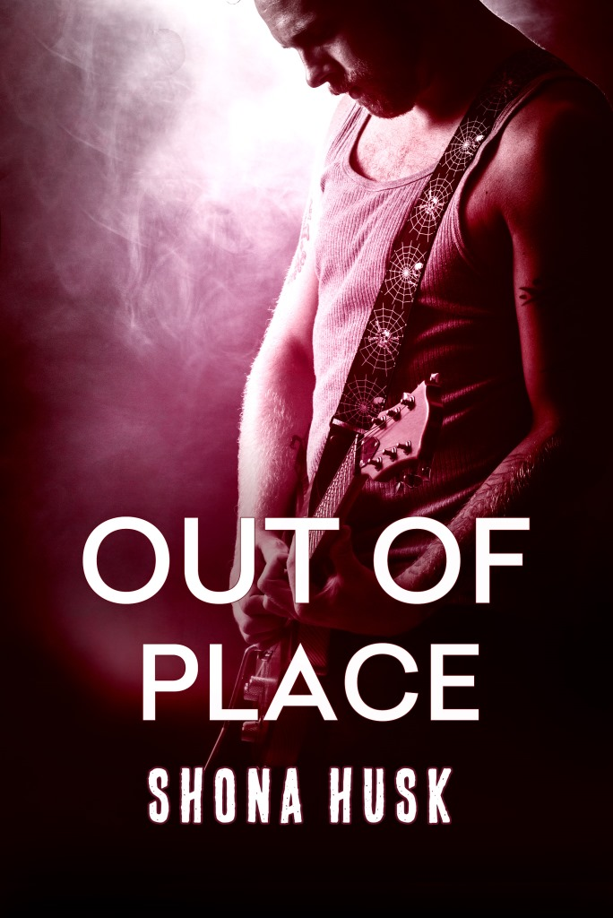 Out of Place Cover