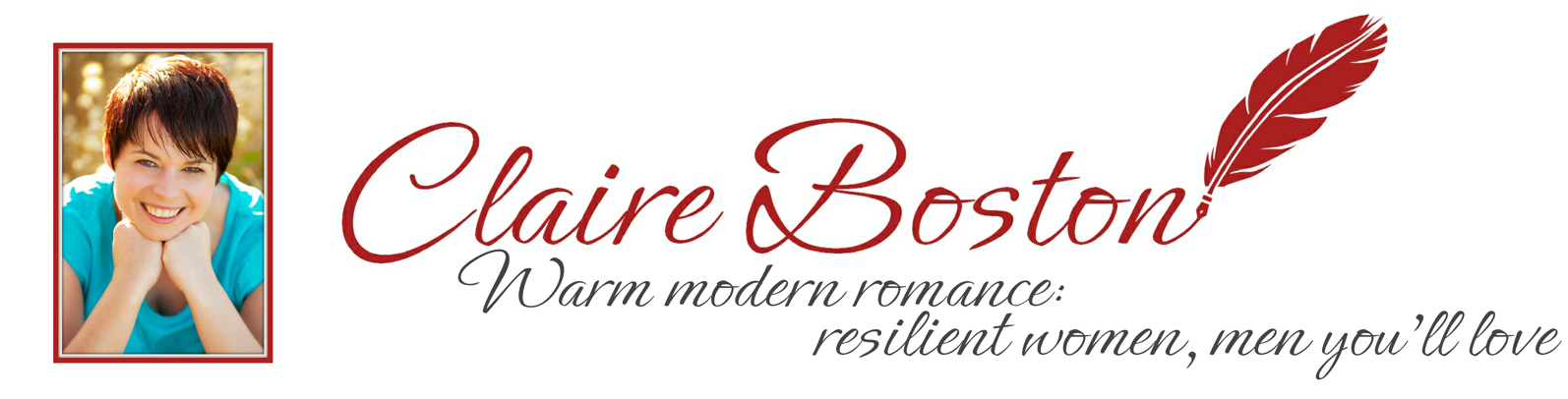 Claire Boston Logo