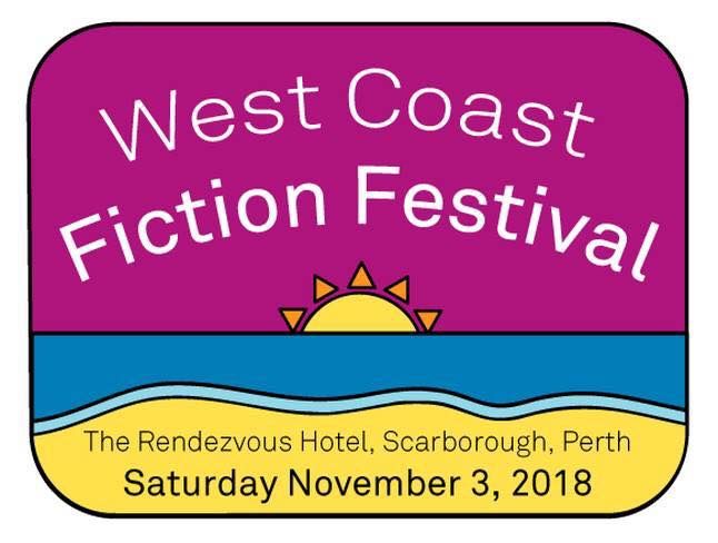 West Coast Fiction Festival logo