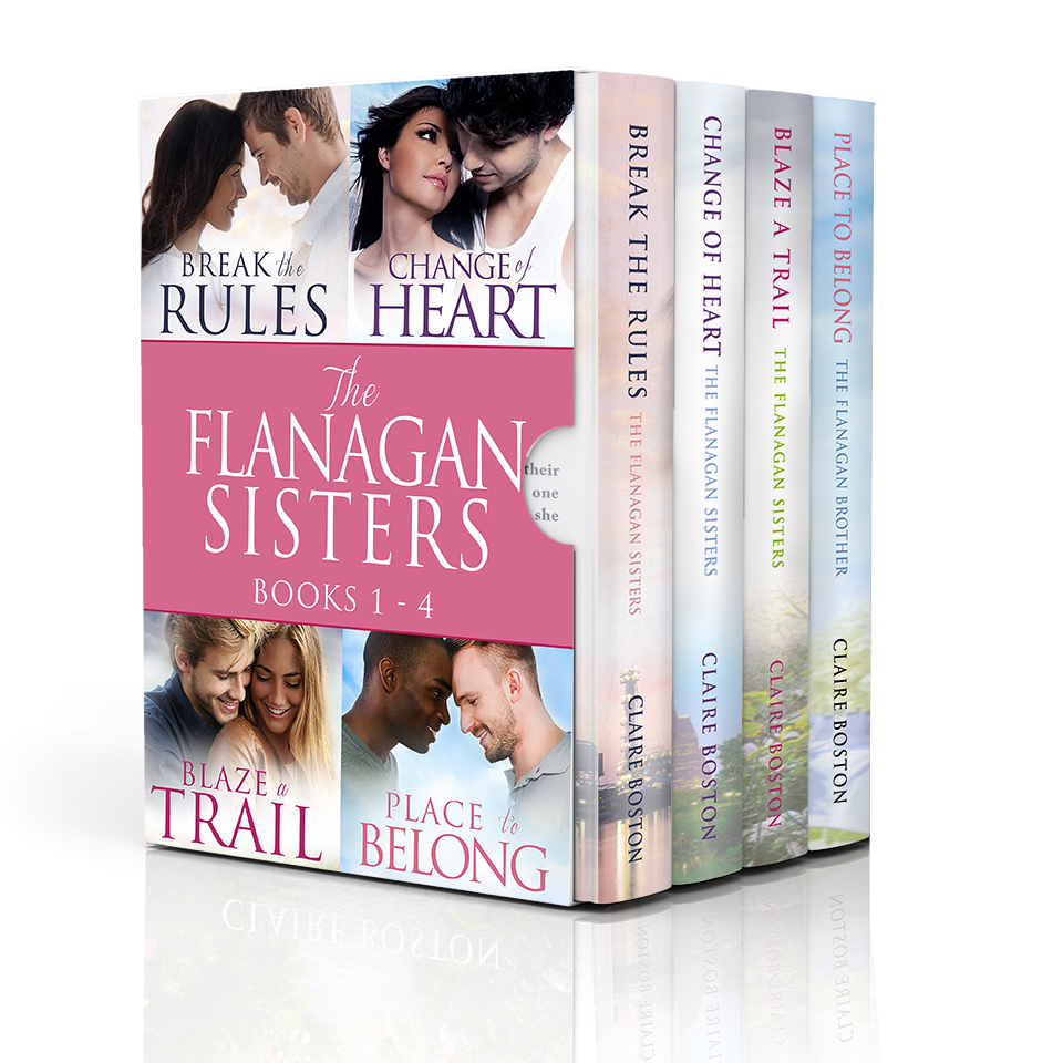 Flanagan Sisters box set cover