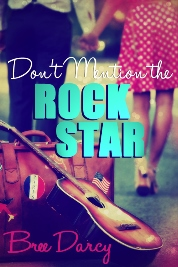Don't Mention the Rock Star Cover