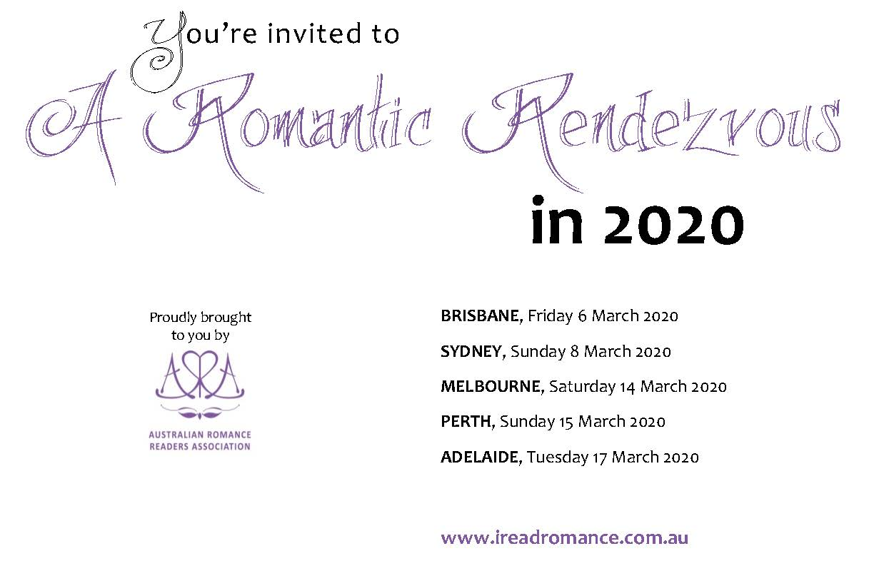 You're invited to a romantic rendezvous