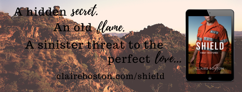 A hidden secret. An old flame. A sinister threat to the perfect love...