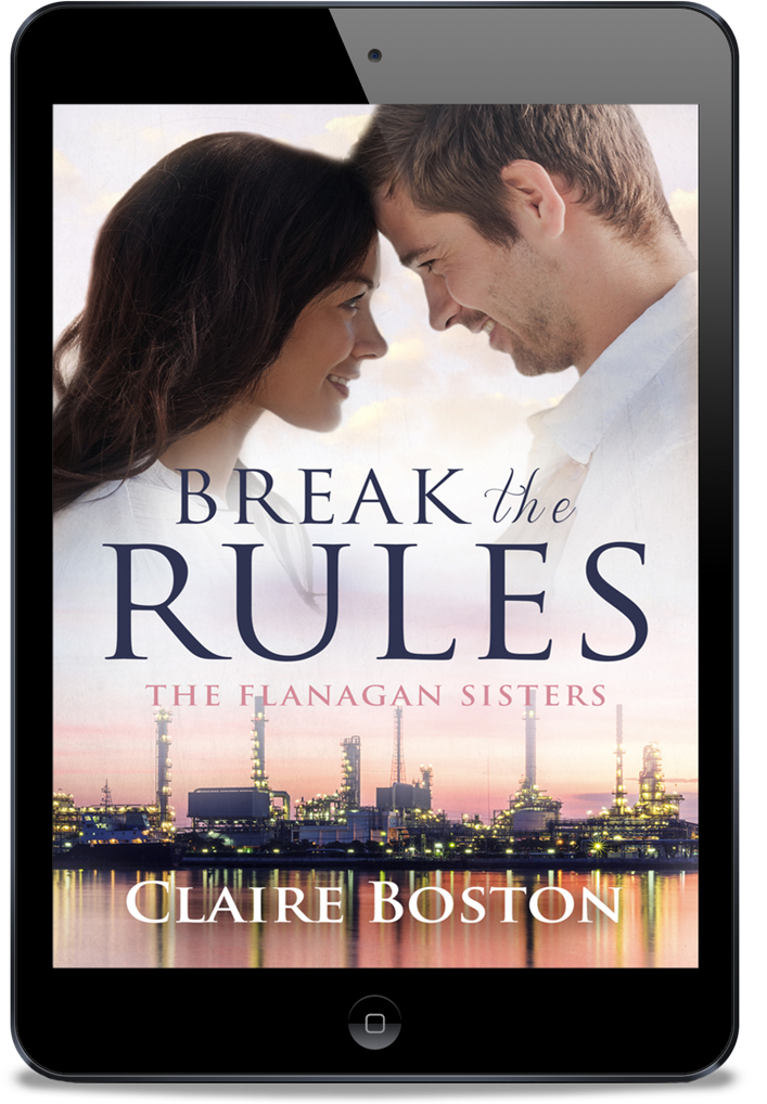 Break the Rules Cover
