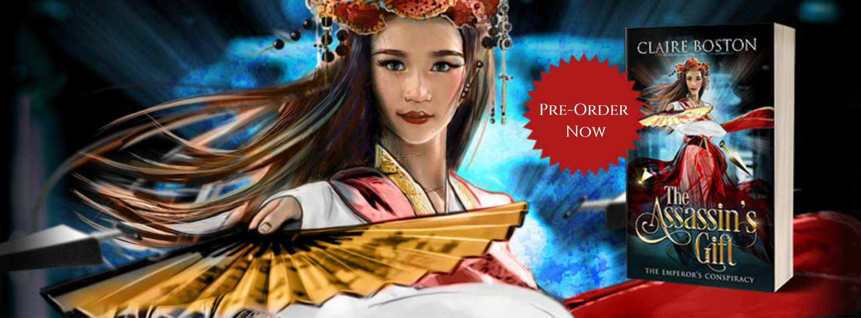 Pre-order Assassin's Gift today