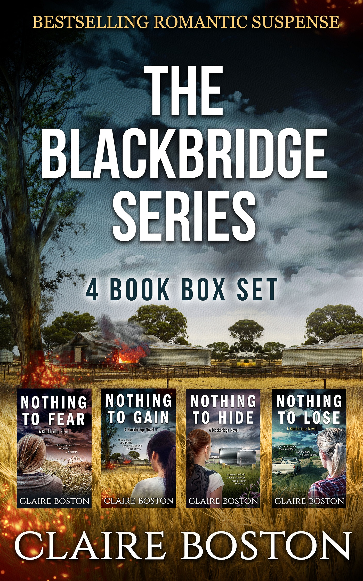 Blackbridge Series Bundle