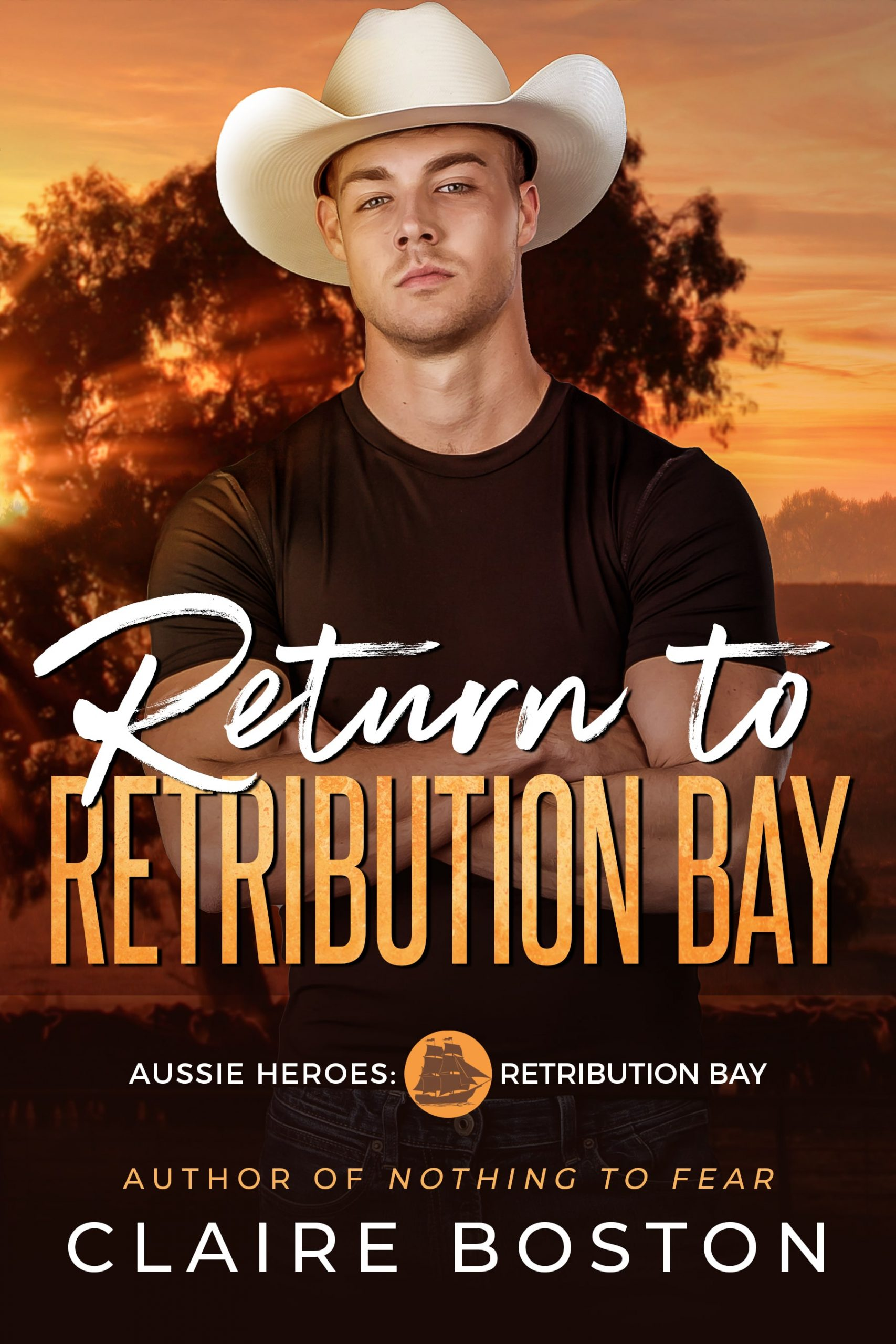 Return to Retribution Bay Cover